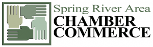 Spring River Area Chamber Of Commerce Logo