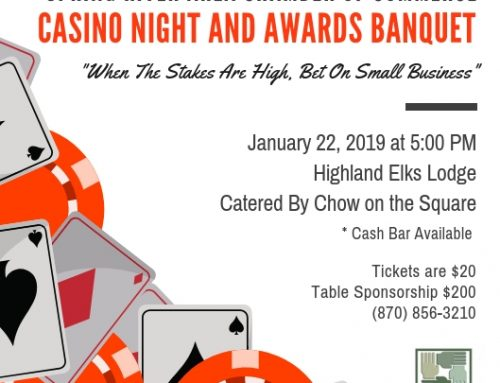 2019 SRACC Annual Awards & Inauguration Banquet