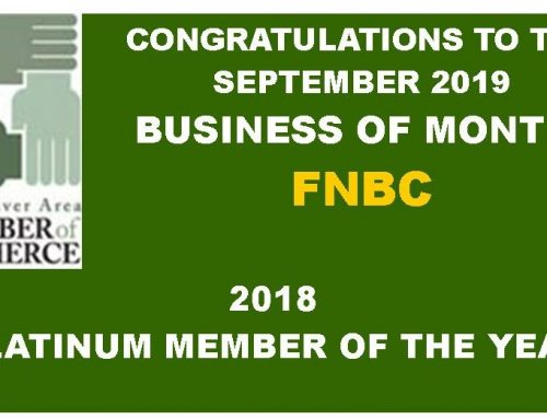 SRACC BUSINESS OF THE MONTH