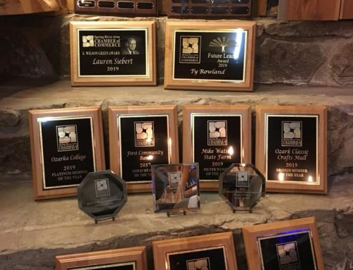 2020 Annual Awards Banquet Winners